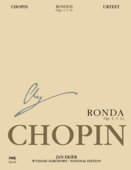 Rondos, Opp. 1, 5 & 16