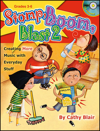 Stomp, Boom, Blast #2