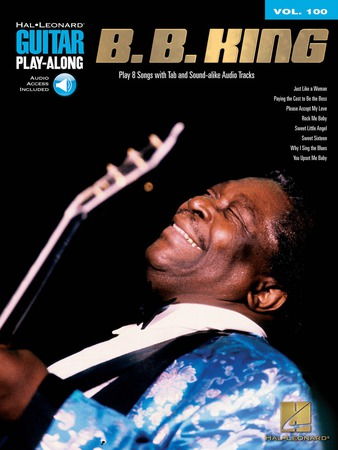 Guitar Play along No. 100 Bb King