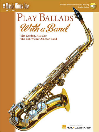 Play Ballads with a Band  Cover