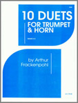 Ten Duets for Trumpet and Horn