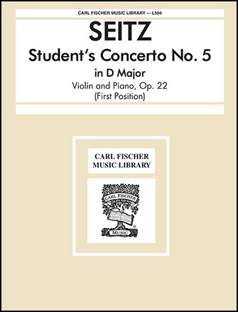 Students Concerto No. 5 in D Major