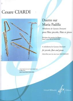 Duetto Sue Maria Padilla