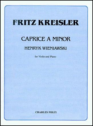 Caprice in A minor