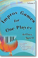 Improv Games for One Player, Vol. 1