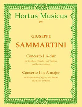Concerto No. 1 in A Major