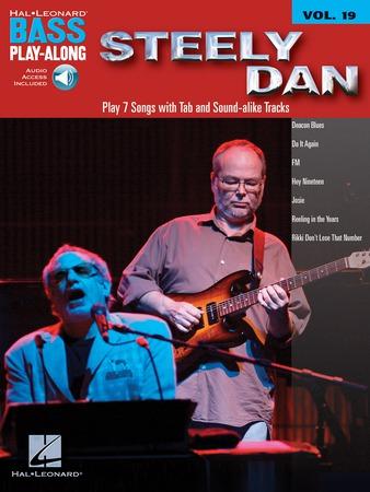Bass Play along No. 19 Steely Dan