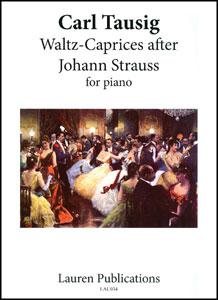 Waltz - Caprices after Johann Strauss