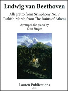 Allegretto from Symphony No. 7  and Turkish March from the Ruins of Athens