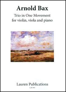 Trio in One Movement