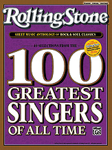 Rolling Stone 100 Greatest Singers of All Time