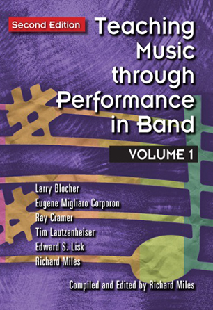 Teaching Music Through Performance in Band, Vol. 1