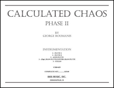Calculated Chaos: Phase 2