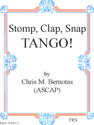 Stomp, Clap, Snap Tango!