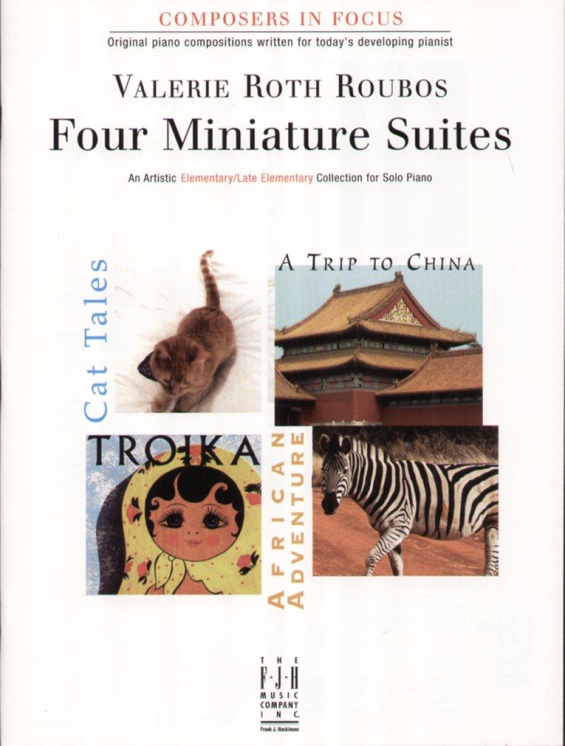 Four Miniature Suites