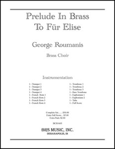 Prelude in Brass to Fur Elise