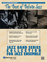 Best of Belwin Jazz: Jazz Band Series Collection