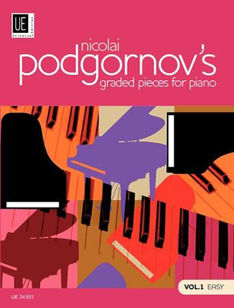 Graded Pieces for Piano No. 1
