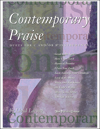 Contemporary Praise Duets Thumbnail