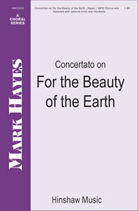 Concertato on for the Beauty of the Earth