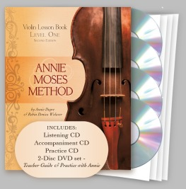Annie Moses Method No. 1