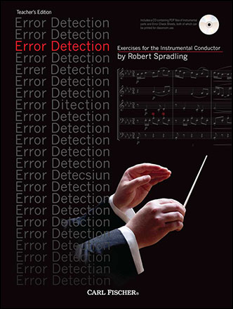 Error Detection: Exercises for the Instrumental Conductor