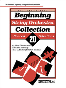 Queenwood Beginning String Orchestra  Collection