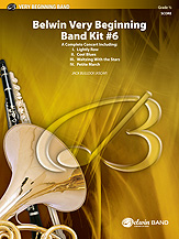 Belwin Very Beginning Band Kit No. 6