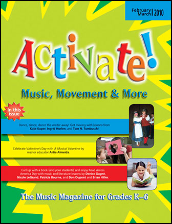 Activate Magazine February 2010-March 2010