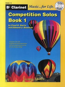 Competition Solos, Book 1