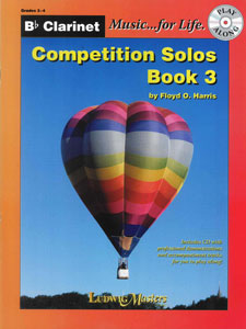 Competition Solos, Book 3