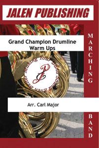 Grand Champion Drumline Warm Ups