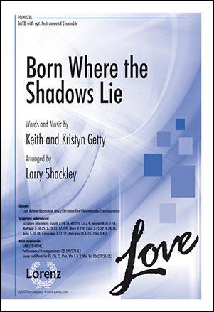 Born Where the Shadows Lie