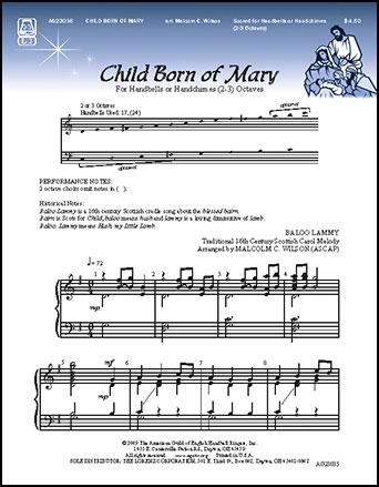 Child Born of Mary