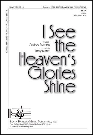 I See the Heaven's Glories Shine  Thumbnail
