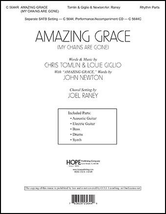 Amazing Grace Cover