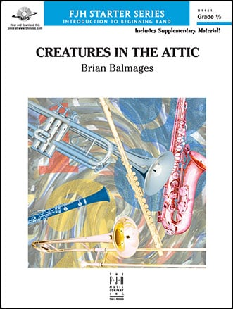 Creatures in the Attic