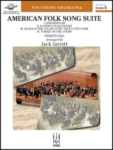 American Folk Song Suite