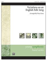 Variations on an English Folk Song Thumbnail