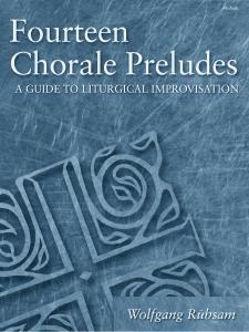 14 Chorale Preludes