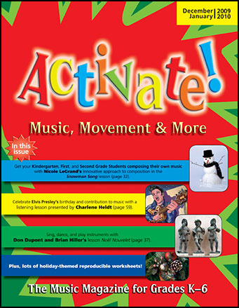 Activate Magazine December 2009-January 2010