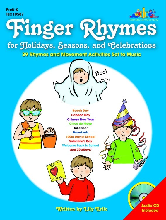 Finger Rhymes for Holidays Seasons and Celebrations