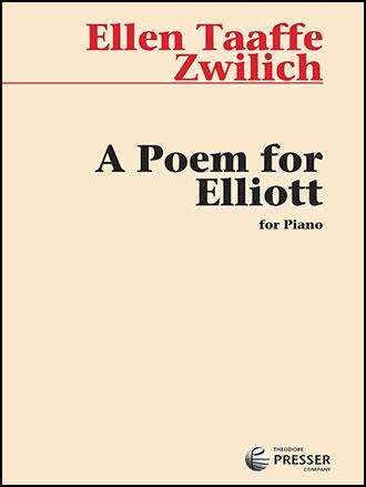 A Poem for Elliott