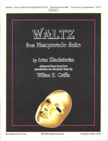Waltz from Masquerade Suite No. 1