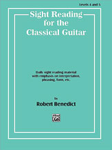 Sight Reading for the Classical Guitar No. 4
