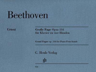 Grand Fugue, Op. 134