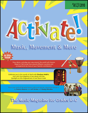 Activate Magazine April 2010-May 2010