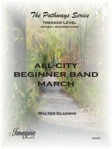 All City Beginner Band March