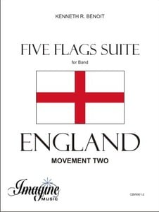 England Five Flags Suite
