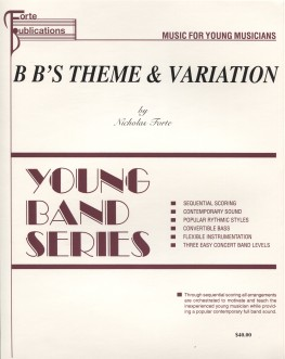 B B's Theme and Variation